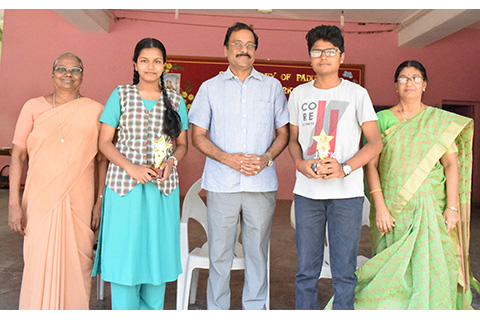 SSLC Toppers of 2017